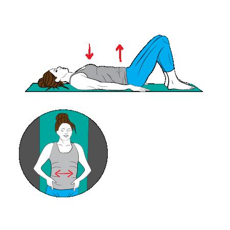 Cvik 1: Posílení svalů stabilizujících trup